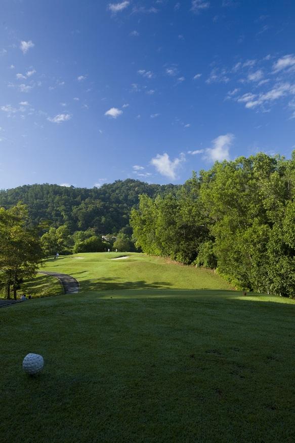 Hole 12 | Residential Golf Resort | Meru Valley Golf Resort | Ipoh | Perak | Malaysia