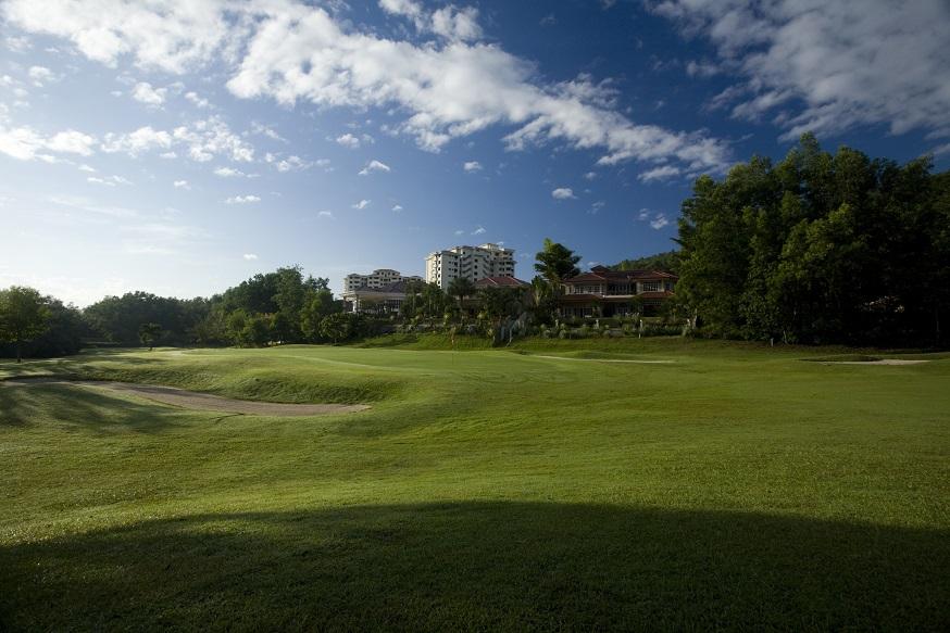 Hole 15 | Residential Golf Resort | Meru Valley Golf Resort | Ipoh | Perak | Malaysia