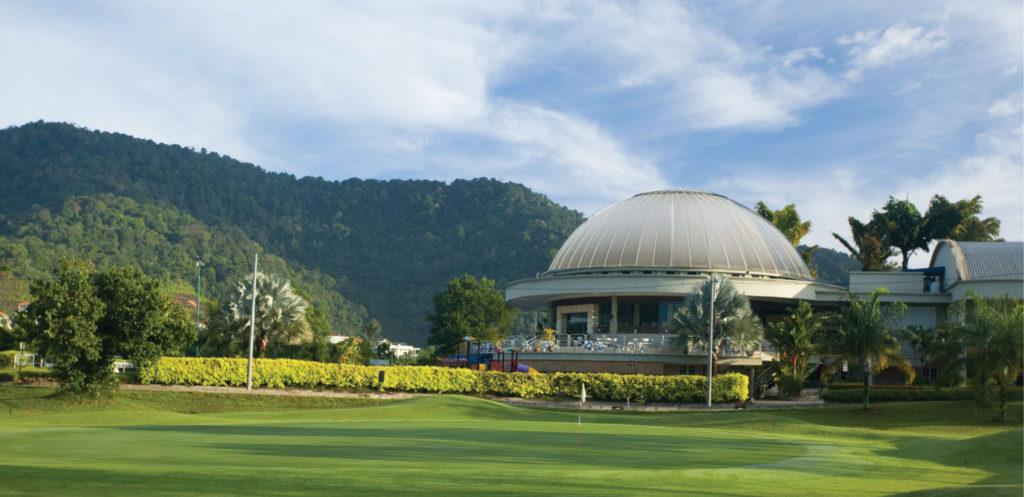 Hole 18 | Residential Golf Resort | Meru Valley Golf Resort | Ipoh | Perak | Malaysia
