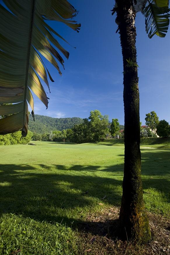 Hole 20 | Residential Golf Resort | Meru Valley Golf Resort | Ipoh | Perak | Malaysia