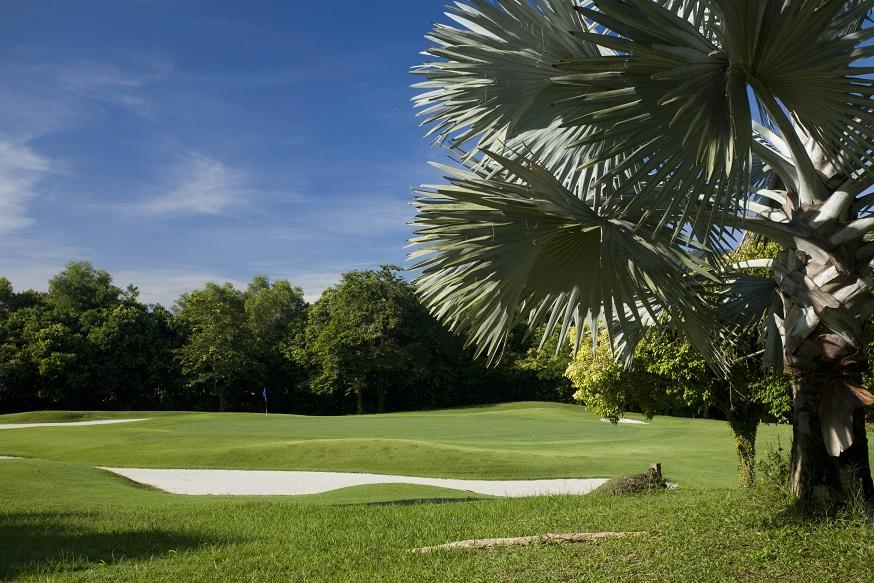 Hole 21 | Residential Golf Resort | Meru Valley Golf Resort | Ipoh | Perak | Malaysia