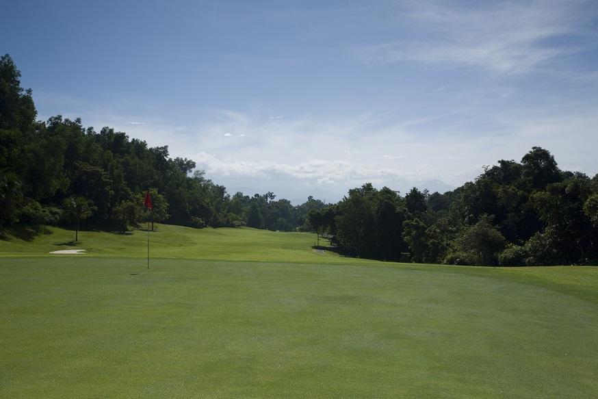 Golf Course Ipoh Perak Malaysia - Meru Valley