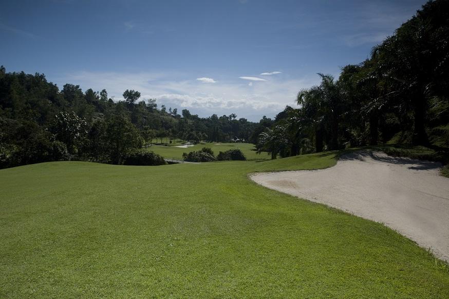 Hole 7 Golf Course Ipoh Perak Malaysia - Meru Valley