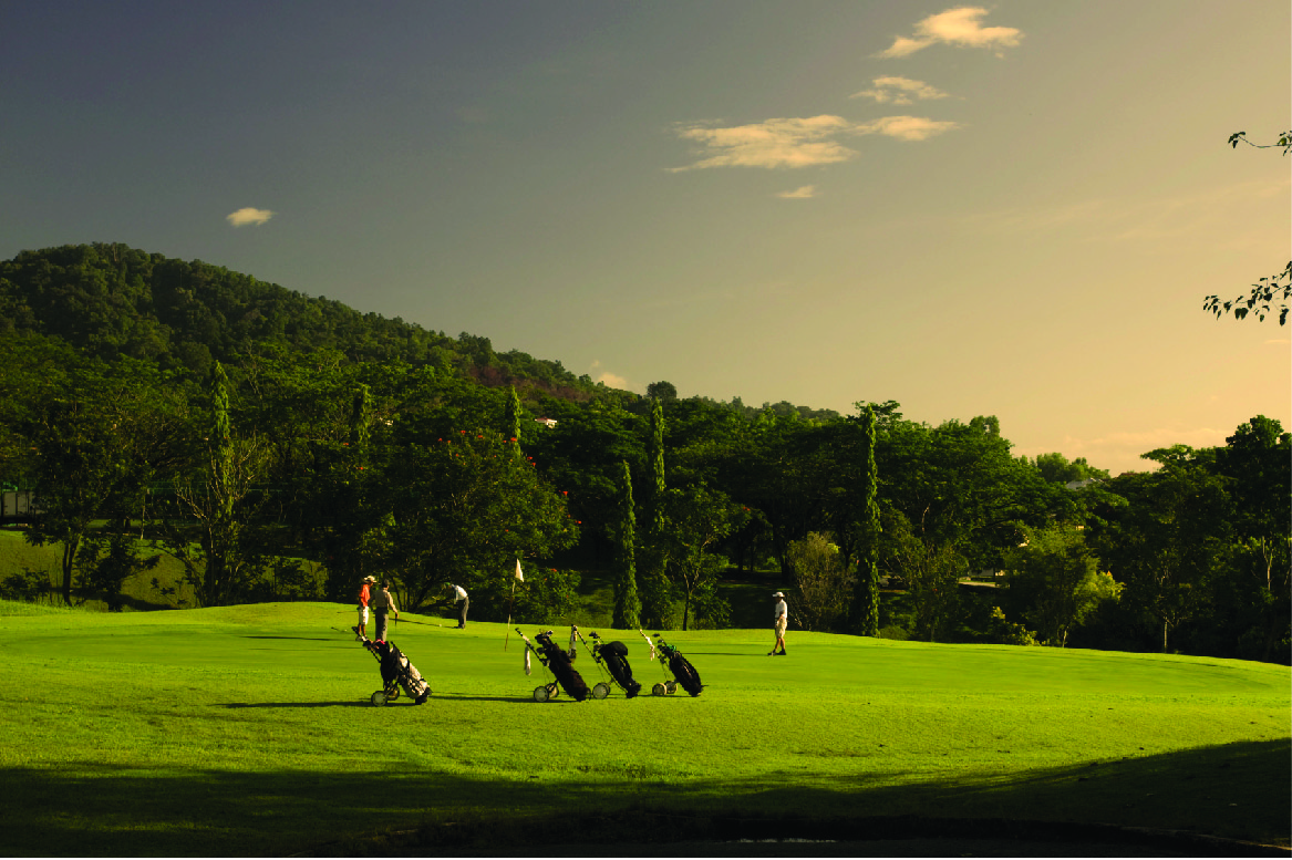 Weekday Golf | Meru Valley Resort | Ipoh | Perak