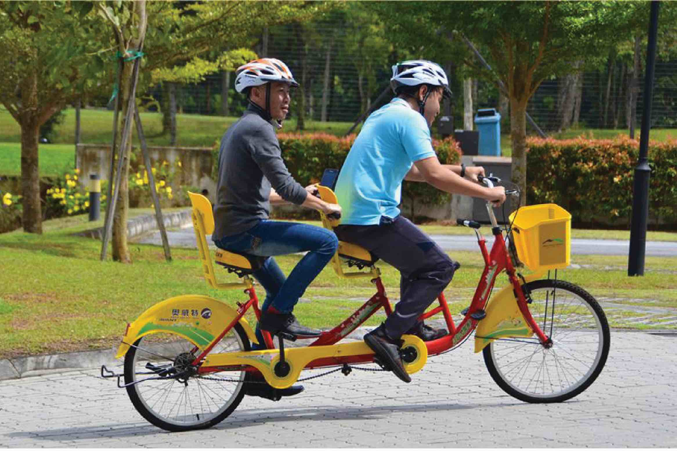 Borrow A Bike | Meru Valley Golf Resort | Ipoh | Perak