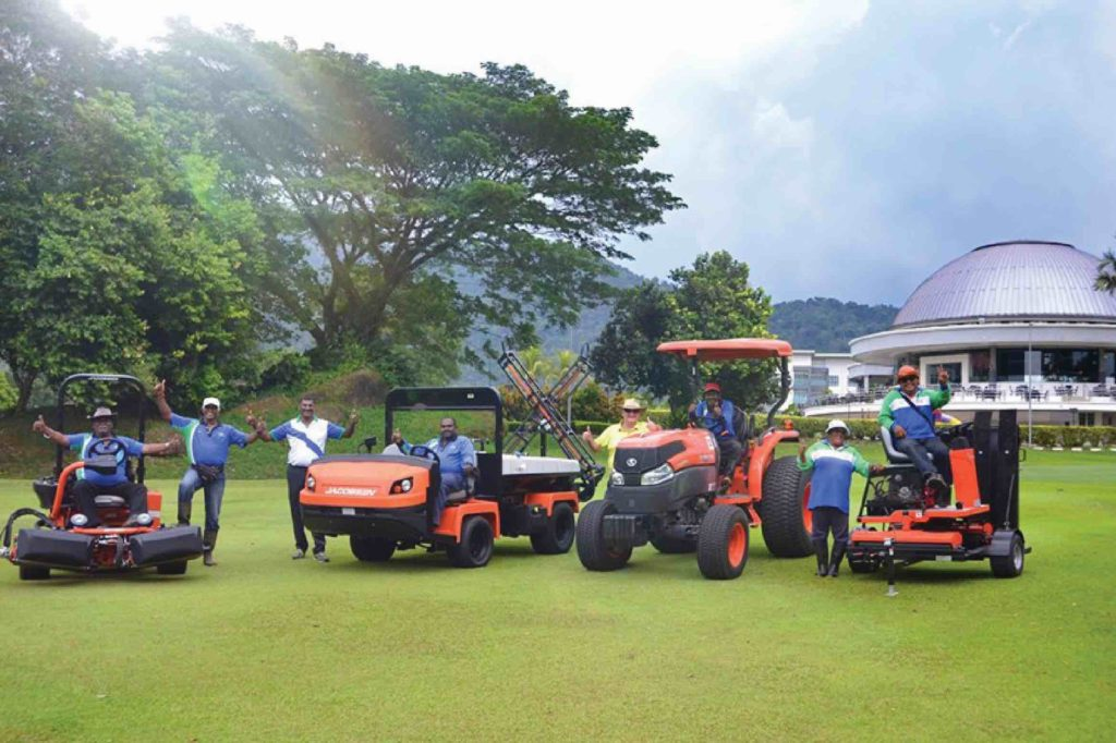 The greens | Meru Valley Golf Resort | Ipoh