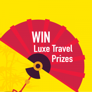 win luxe travel