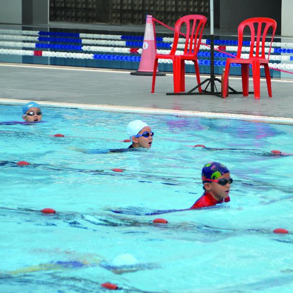 Perak Interclub Swimming Competition