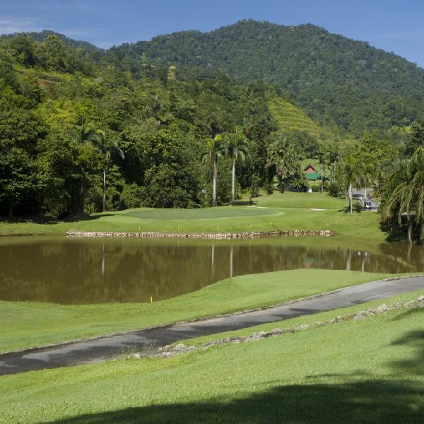 Golf CourseWalk-100