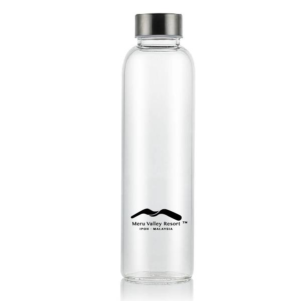 Glass water bottle-100