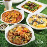 Dome Meatless Menu